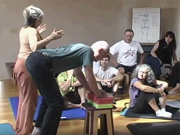 Feldenkrais<sup>®</sup> Functional Integration<sup>®</sup> with Diana Razumny
