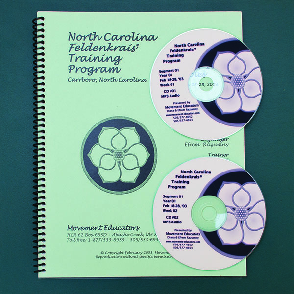 North Carolina Segment 8/Year 3; Transcript, CDs