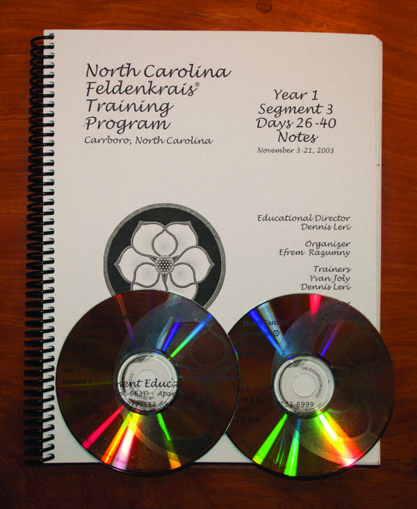 North Carolina Segment 3/Year 1; Transcript, CDs