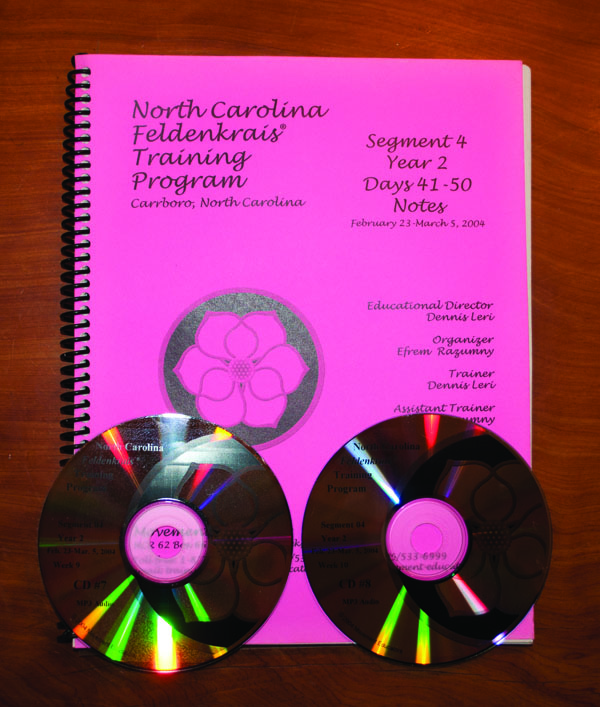 North Carolina Segment 4/Year 2; Transcript, CDs