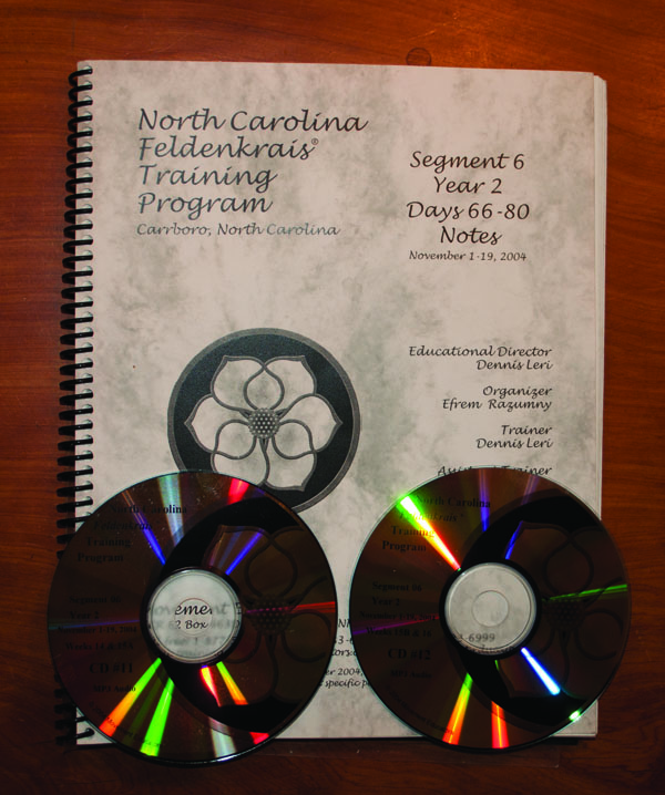 North Carolina Segment 6/Year 2; Transcript, CDs