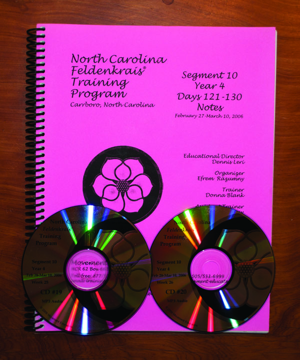 North Carolina Segment10/Year 4; Transcript, CDs