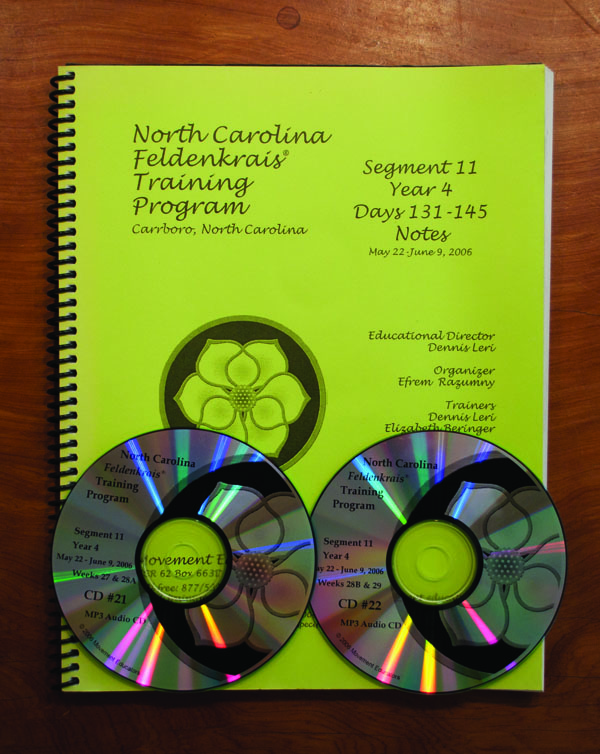 North Carolina Segment11/Year 4; Transcript, CDs