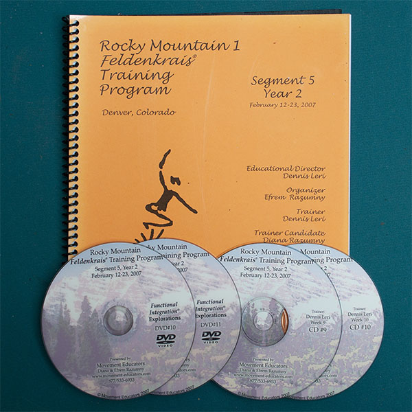Rocky Mountain 1 Segment 05/Year 2; Transcript, CDs, DVDs