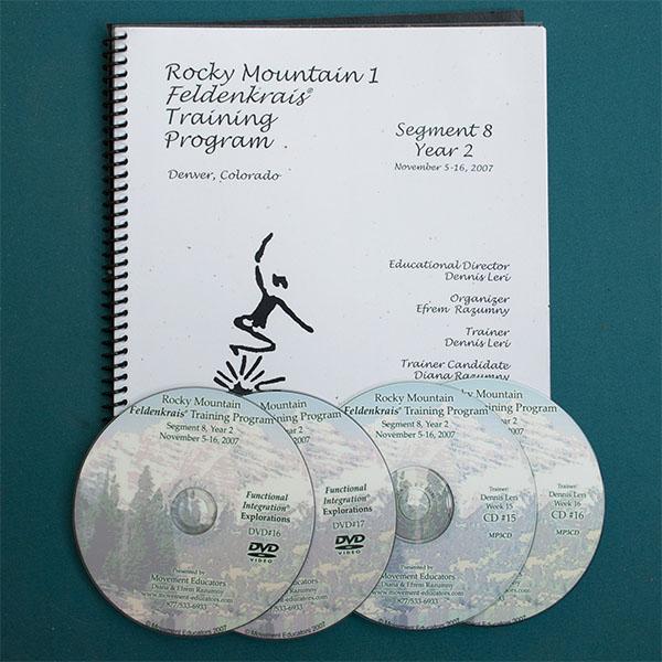 Rocky Mountain 1 Segment 08/Year 2; Transcript, CDs, DVDs