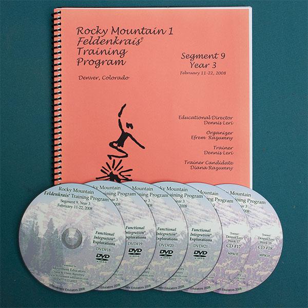 Rocky Mountain 1 Segment 09/Year 3; Transcript, CDs, DVDs