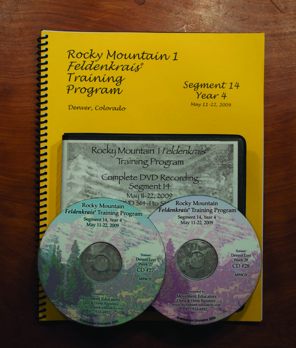 Rocky Mountain 1 Segment 14/Year 4; Transcript, CDs, DVDs