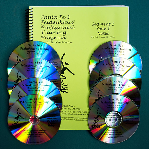 Santa Fe 3 Segment 1/Year 1; Transcript, CDs, DVDs