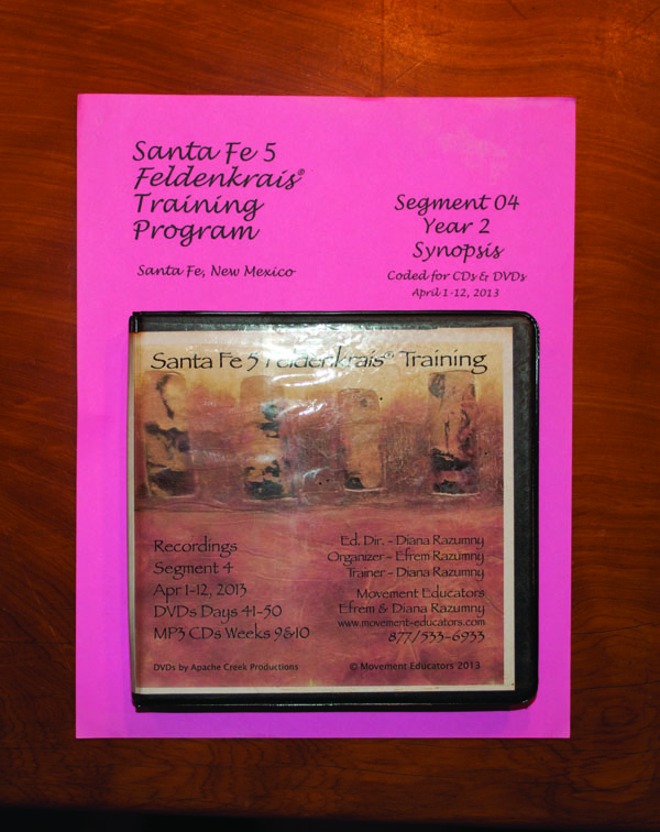 Santa Fe 5 Segment 04/Year 2; Complete DVD & MP3 CD Recordings