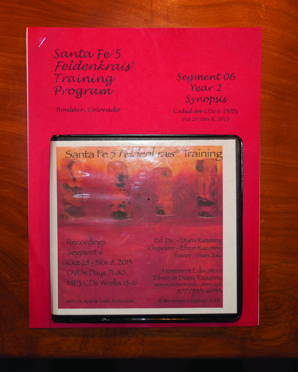 Santa Fe 5 Segment 06/Year 2; Complete DVD & MP3 CD Recordings