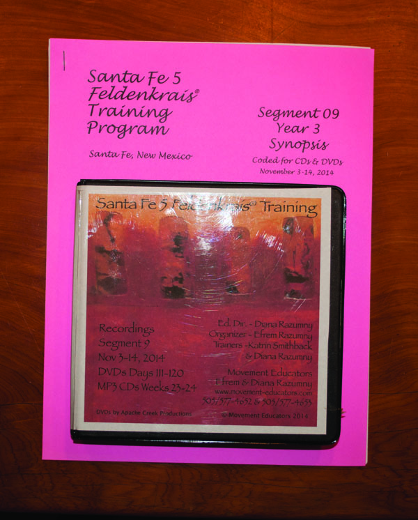 Santa Fe 5 Segment 09/Year 3; Complete DVD & MP3 CD Recordings