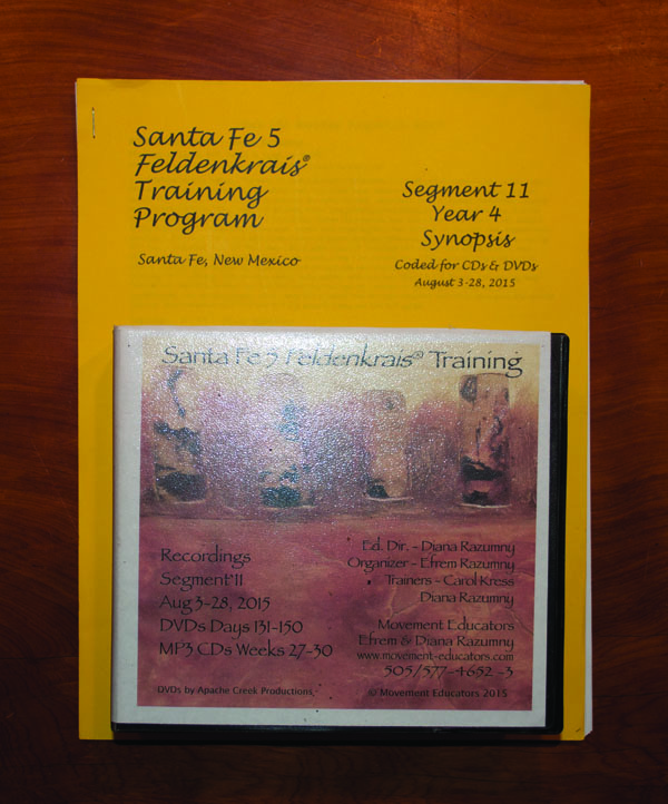 Santa Fe 5 Segment 11/Year 4; Complete DVD & MP3 CD Recordings