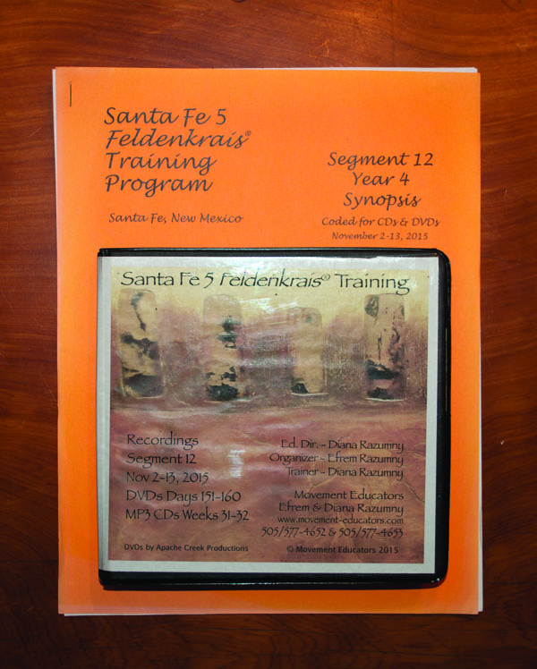 Santa Fe 5 Segment 12/Year 4; Complete DVD & MP3 CD Recordings