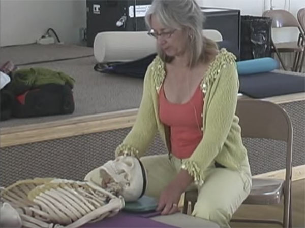 Rocky Mtn 1 Feldenkrais<sup>®</sup> Training: Head rolling